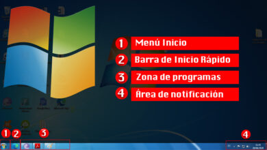 Photo of Windows 7 taskbar what is it, what is it for and what is different from other versions of the operating system?