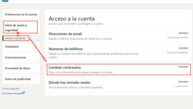Photo of How to change the password of your linkedin account to have a new one? Step by step guide