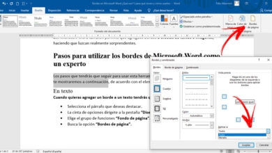 Photo of Borders in microsoft word what arehe, what are they for and how to use them?