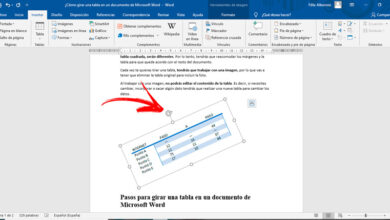 Photo of How to rotate to table in a microsoft word document? Step by step guide