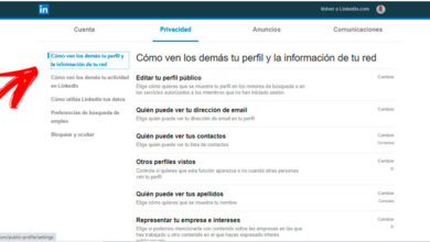Photo of Linkedin privacy settings what arehe, what arehe and how to configure them to make my account more secure?