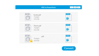 Photo of How to convert a file from pdf to pptx from microsoft powerpoint? Step by step guide
