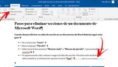 Photo of How to remove sections from a microsoft word document? Step by step guide