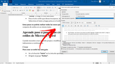 Photo of Microsoft word styles what arehe, what are they for and how to use them?