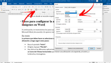 Photo of Alignment what is it and what is it for in microsoft word and how can we do it correctly?