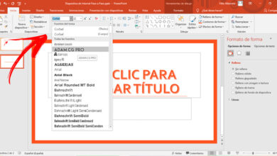 Photo of Text in powerpoint what is it for and how to customize it in your presentations?