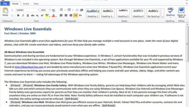 Photo of Microsoft word tricks: become an expert with these secret tips and advice – 2021 list