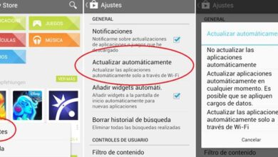 Photo of How to activate and deactivate automatic updates? The definitive guide