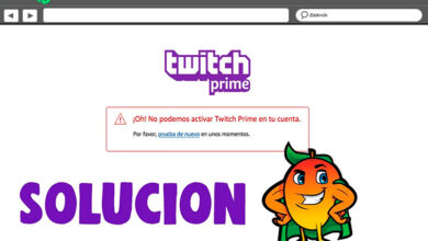 """Photo of Solution to the problem: """"oh, we can not activate twitch prime in your account"""" causes and how to solve? Step-by-step guide"""