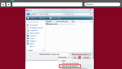 Photo of How to open a document in exclusive mode in microsoft access to better work my databases? Step by step guide