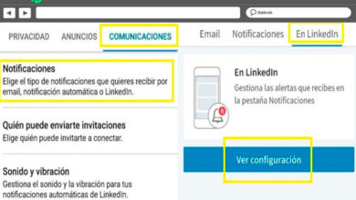 Photo of Linkedin notifications what arehe, what area are, for and what types are thereun?