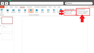 Photo of How to add and customize the transitionons between slides in your powerpoint presentations? Step by step guide