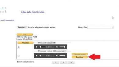 Photo of Improve the quality of your sound files with audio denoise