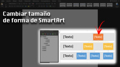 Photo of Format of the forms of a smartart what is it and how to conforde it according to the type of element in microsoft word?