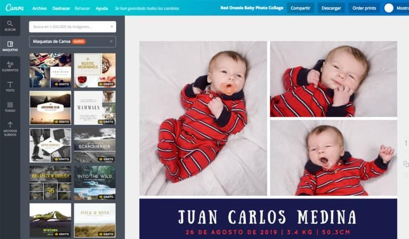 Merge multiple photos into a single image
