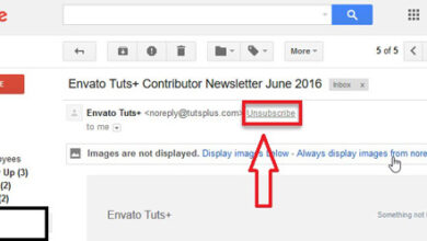 Photo of How to block contacts and addresses in gmail and avoid spam? Step by step guide