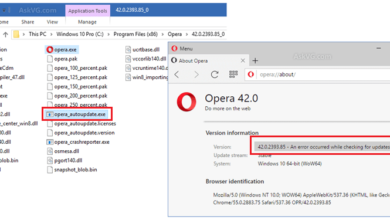Photo of How to update the opera browser to the latest version? Step by step guide