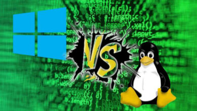 Photo of What are the differences between the linux and windows operating system and what is better?
