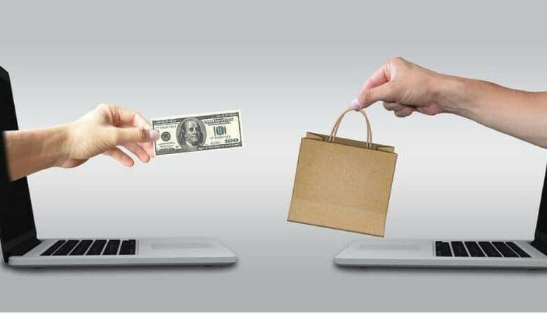 Transactions per website