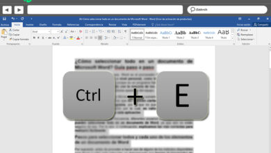 Photo of How to select everything in a microsoft word document? Step by step guide