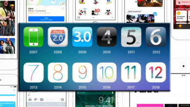 Photo of What and how many versions of apple's ios operating system are there about date? List 2021