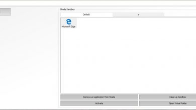 Photo of Cybergenic shade sandbox: an easier and faster alternative to windows sandbox to use
