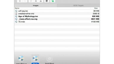 Photo of Emulate all kinds of virtual drives with daemon tools