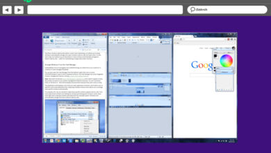 Photo of How to organize the windows of the programs you are using in windows 8? Step by step guide