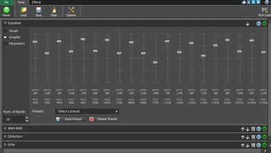 Photo of Equalizers for windows – improves the sound of videos, games or music