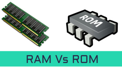 Photo of What are the main differences between ram and rom? Types and examples
