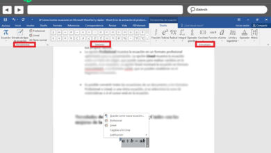 Photo of How to insert equations in microsoft word fast and easy? Step by step guide