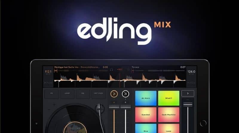 Edjing logo