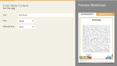 Photo of Have fun creating free personalized mazes with these websites