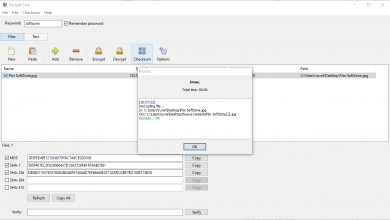 Photo of Protect and encrypt your personal files easily with encrypt care