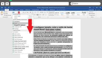 Photo of How to set font size, color and style in microsoft word? Step by step guide