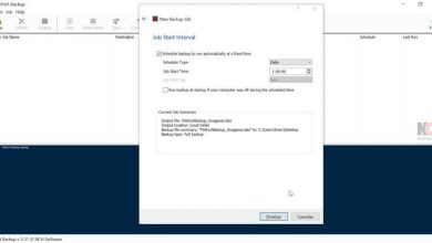 Photo of Easily create backups in windows with filefort backup