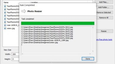 Photo of Convert and processes lots images with free batch photo resizer