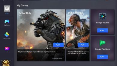 Photo of Do you like the new call of duty mobile? So you can play it on windows 10