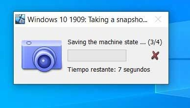 Photo of Recover your virtual machine from virtualbox thanks to snapshots