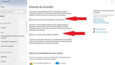 Photo of Protect your privacy in windows 10 deleting activity history