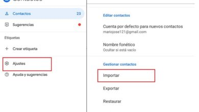 Photo of How to transfer all your contacts from android phone to gmail? Step by step guide