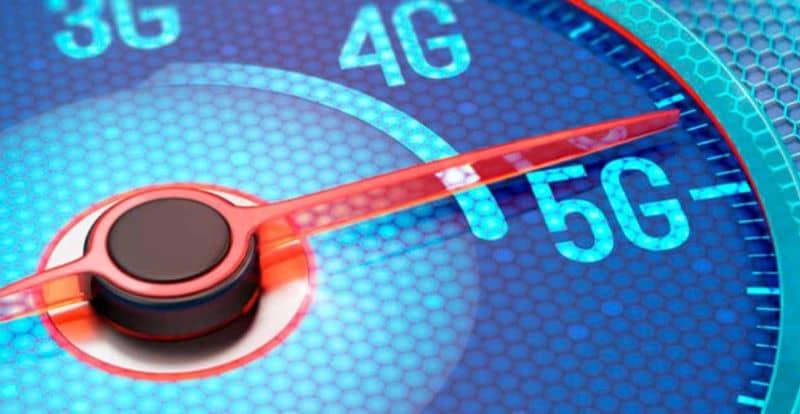 4G 5G icon