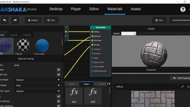 Photo of Create and configure all kinds of 3d models for free with jahshaka