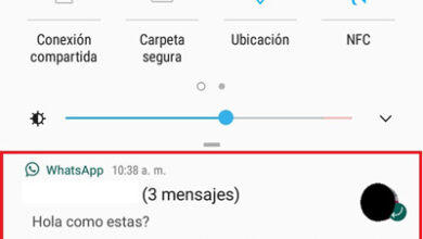 Photo of How to read messages on whatsapp without opening the chat and without them knowing? Step by step guide