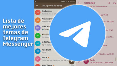 Photo of How to create your own telegram theme directly from the application fast and easy? Step by step guide