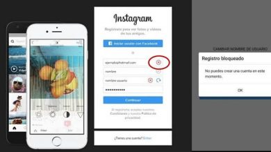 Photo of How to create an account on Instagram if you don't let me? – Fast and easy