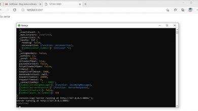 Photo of Execute javascript code on windows thanks to nodejs