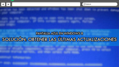 Photo of Blue screen in windows 8 why does this error occur and how to solve it quickly and easily?