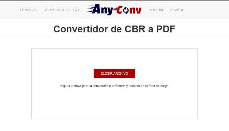 Anyconv Website