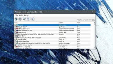 Photo of How to hide control panel programs to prevent uninstallation